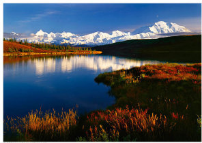 Wonder Lake, Denali National Park, Alaska, September 2000 Quang-Tuan Luong © by the artist